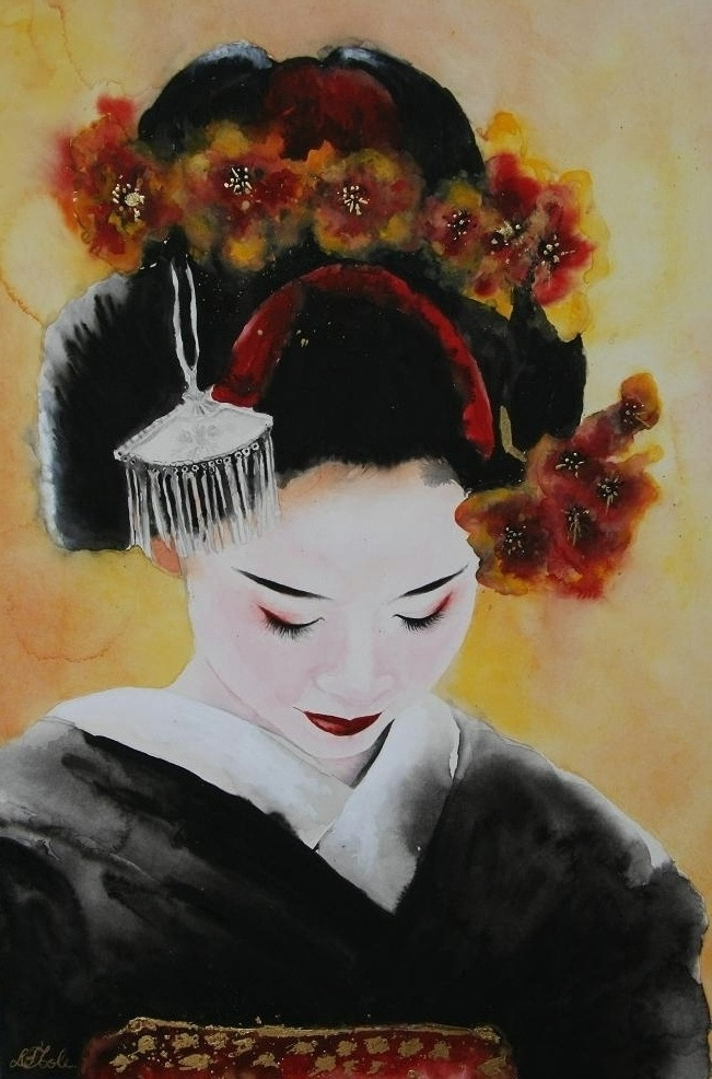geisha�s lindaotoole
